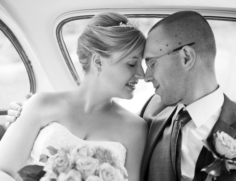Hochzeit Brautpaar Portrait foto 21