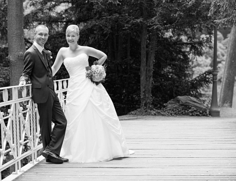 Hochzeit Brautpaar Portrait foto 29